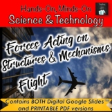 ONTARIO GRADES 5|6 SCIENCE: FORCES ACTING ON STRUCTURES & FLIGHT BUNDLE