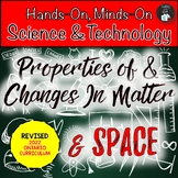 ONTARIO SCIENCE: COMBINED Grades 5/6 Properties of & Chang