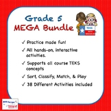Grade 5 Activity MEGA Bundle