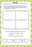 Grade 5, Algebra Game, Algebra Riddle