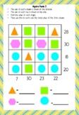 Grade 5, Algebra Puzzle 2