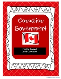 Grade 5 Canadian Government Unit