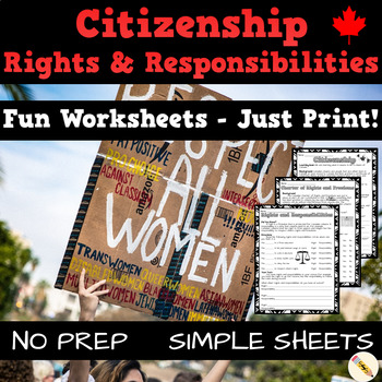 Canada - Citizenship, Rights and Responsibilities