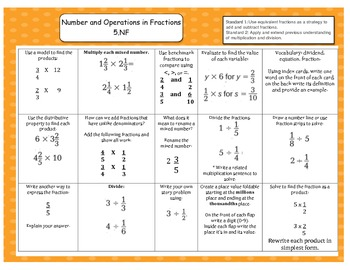 Grade 5 Common Core Aligned Daily Math Prompts!