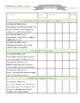 Grade 5 Common Core ELA Language Checklist