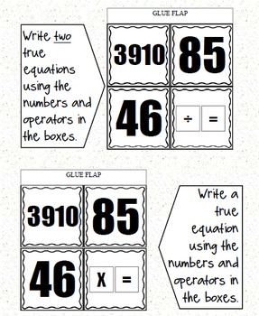 Grade 5 Common Core Interactive Notebook Number and Operations in Base Ten