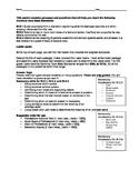 Grade 5 Common Core RI.5.1 RI.5.2 RI.5.4 Reading Informational Yellowstone