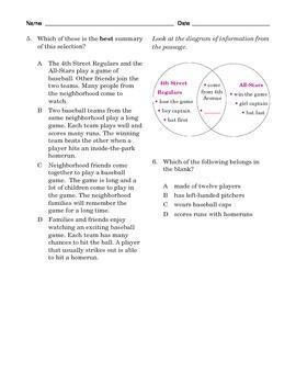 Grade 5 Common Core Reading: Literature Bundle #2