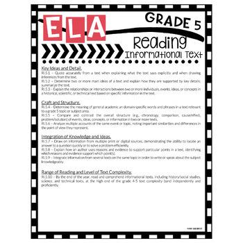 Grade 5 Common Core State Standards