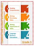 Grade 5: Teacher/Student Friendly Common Core/PARCC Aligned Writing Rubrics
