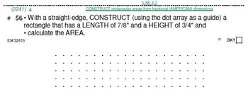 Grade 5 CONSTRUCTION problems (137 on 42 pgs)