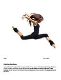 Grade 5 Dance Project