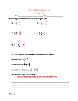 Grade 5 Differentiated Math Tasks