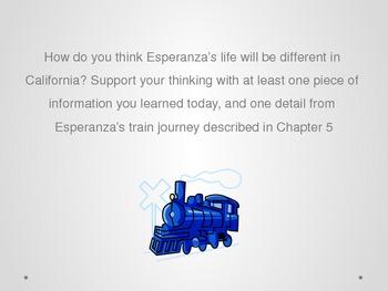 Grade 5 - ELA Esperanza Rising Module: Unit 2 Lesson 5