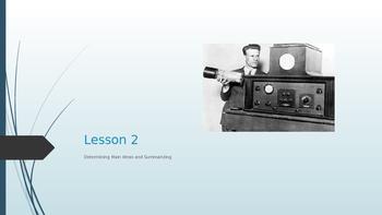 Grade 5 ELA Module 2B Unit 2 Lesson 2