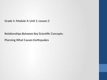 Grade 5 ELA Module 4 Unit 1 Lesson 2