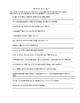 Grade 5 ELA Worksheets