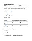 Grade 5 Module 4 Test Eureka/Engage NY