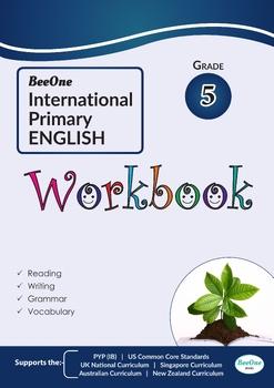 Grade 5 English Workbook/ Worksheet bundles from www.Grade1to6.com Books