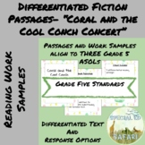Grade 5 Fiction Comprehension SPED Super Pack- Coral and t