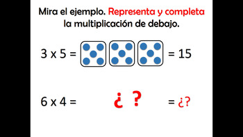 Grade 5 - GO MATH! Flashbacks (Spanish) / FREEBIE