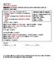 Grade 5 GO Math Chapter 10 Packet