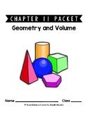 Grade 5 GO Math Chapter 11 Packet