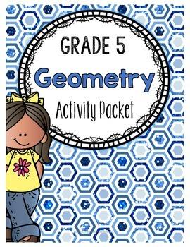 {Grade 5} Geometry Activity Packet