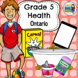 Grade 5 Health Ontario Curriculum 2018 Updated