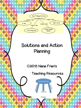 Grade 5 Health -  Solutions and Action Planning