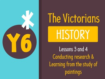 Grade 5 History - Victorian Times (Complete lessons 3&4)