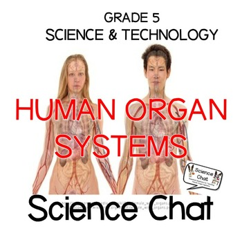 Human Organ Systems Science Chat