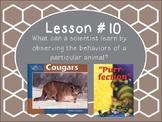 Grade 5 Journeys Focus Wall Lesson 10