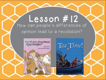 Grade 5 Journeys Focus Wall Lesson 12