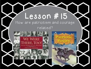 Grade 5 Journeys Focus Wall Lesson 15