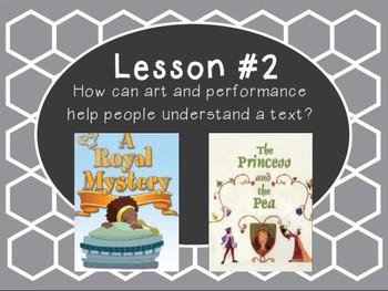 Grade 5 Journeys Focus Wall Lesson 2
