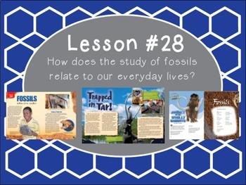 Grade 5 Journeys Focus Wall Lesson 28