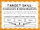 Grade 5 Journeys Focus Wall Lesson 29