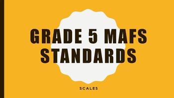 Grade 5 MAFS Scales