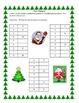 Grade 5 Math Bundle- Christmas Theme-  Multiplication and Fractions