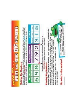 Grade 5 Math Entire Year PowerPoints, InstaCharts, Exit Slips, Tier Work Bundle