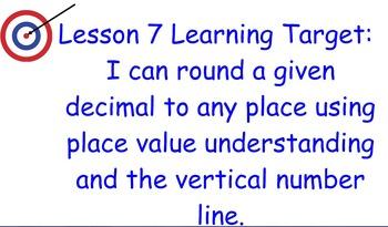 Grade 5 Math Module 1 Lesson 7