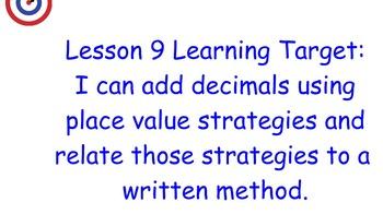 Grade 5 Math Module 1 Lesson 9