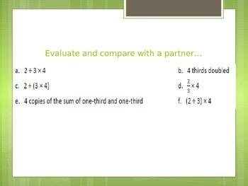 Grade 5 Math Module 4 Lesson 10