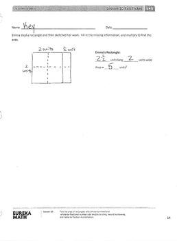 Grade 5 Math Module 5 lesson 10