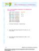 Grade 5: Math: Patterns& Plane:L10: Transformation on a Plane Quiz 5.G.A.1&2