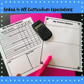 Grade 5 Math Problems Ontario Curriculum