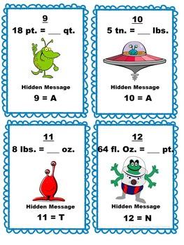 Grade 5 Math Scavenger Hunt Full Year Bundle
