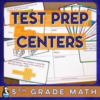 5th Grade Math Test Prep Centers