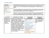 Grade 5 Math Year-Long Plans